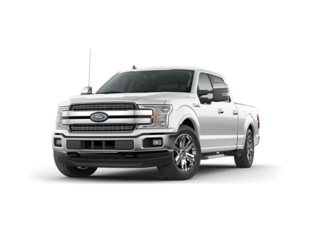 2019 Ford F-150 LARIAT 4WD SUPERCREW 5.5 Truck SuperCrew Cab